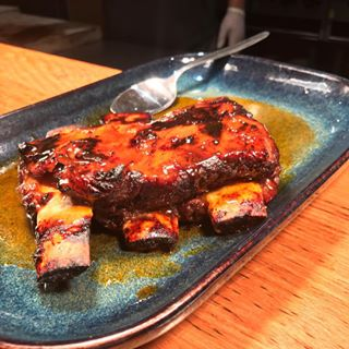Maple Chilli Beef Ribs